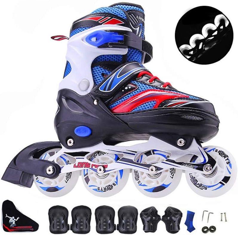 Details about  /US Skates Adjustable Inline Skating Shoes Outdoor Girl Boy Beginner Kid Roller