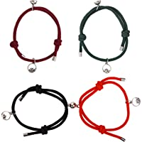 Paar Magnetische Armband Verstelbare Geweven Paar Armband Magnetische Paar Armbanden Verstelbare Vlecht Touw Armband…