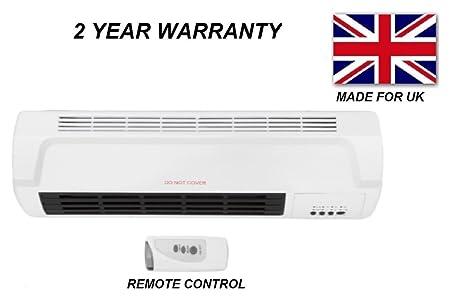 Thermoscreens Jet 4 5kw Indoor Air Curtain Over Door Fan Heater