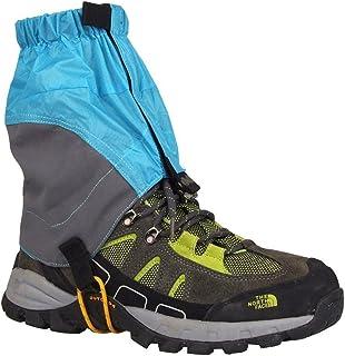 Eagsouni Outdoor Gamaschen, Wasserdichte Knöchel Gamaschen Gaiter für Outdoor Wandern, Klettern und Schneewandern Gehende Kletternde Jagd-Schnee Atmungsaktiv Legging - 1 Paar