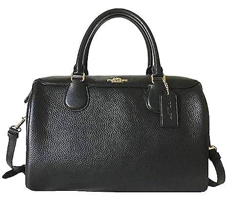 ef53f53d Coach Signature Bennett Satchel Tote Bag Handbag