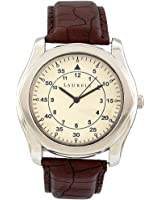 Laurels Gotham 1 Analog Beige Dial Men's Watch - Lo-Gotham-101