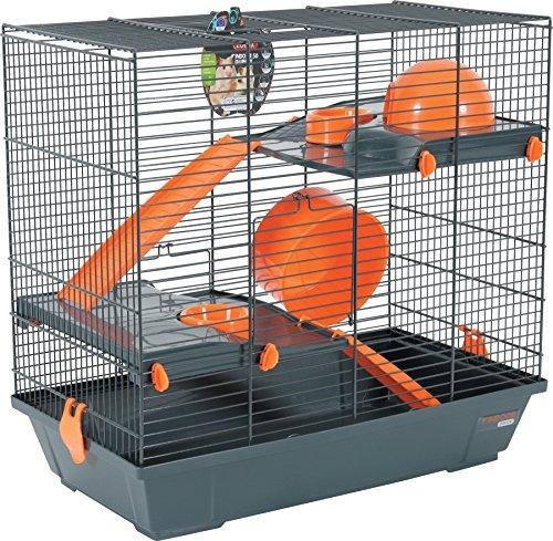 ZOLUX Cage Indoor 50 Ham Duplex Ora: Amazon.es: Productos para ...