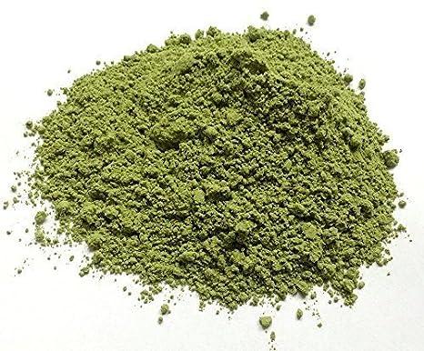 Cuidado Capilar polvo (ingredientes ayurveda de Tulsi – Bio – Action détoxifiante y antiséptico,
