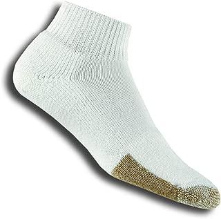 product image for Thorlo Socks Tennis Mini Crew Socks,White,L