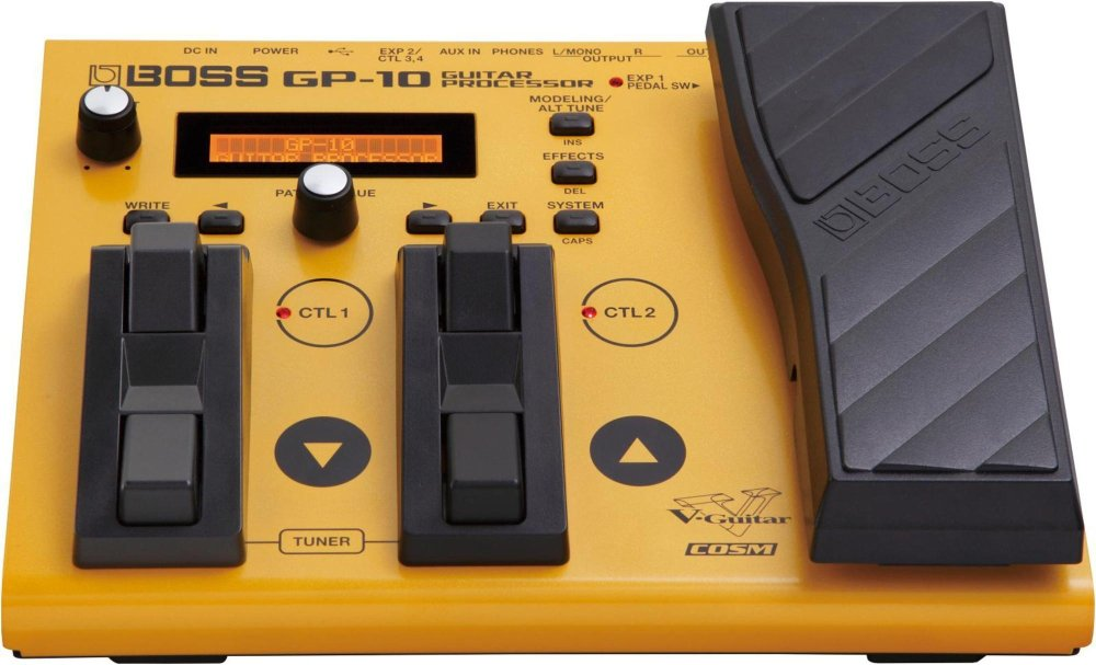 Boss GP-10 with GK-3 Pickup