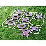 Cambridge Games Wooden Noughts & Crosses