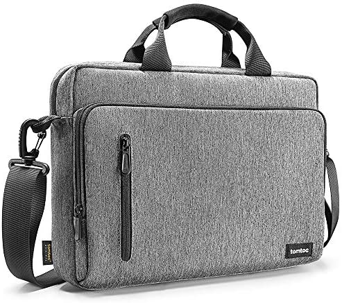 tomtoc Shoulder Multi Functional Briefcase Messenger product image
