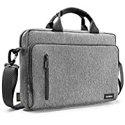 tomtoc Laptop Shoulder Bag, Messenger Bag for 13 Inch MacBook Pro and MacBook Air, 13.5 Inch Surface Book, Multi…