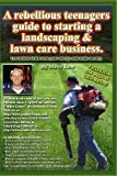 A Rebellious Teenagers Guide To Starting A Landscaping & Lawn Care Business.: Learn How To Harness Your Energy And Make Money.