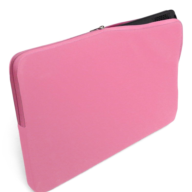 LUPO 15.6 Pulgadas Ordenador Portátil Manga Funda Bolsa - Resistente al Agua y el Choque Neopreno Protección de Viaje para MacBook Pro, ...