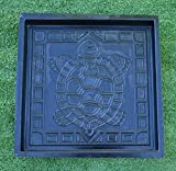 Betonex SOLD mold Turtle Stepping Stone Concrete Cement Mould garden path S41