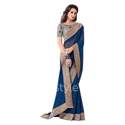 vestido de mujer sari Listo para usar busto 32-44 diseñador étnico Saree Sari Anarkali