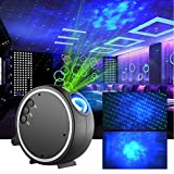 Projector Light ,Kingtoys LED Projection Romantic Night lamp , Blue Star Light Suitable for Birthday Parties, Family Party, KTV, Disco, Dance Halls, Clubs, Bars, Karaoke , Kids Party, Dance Floor