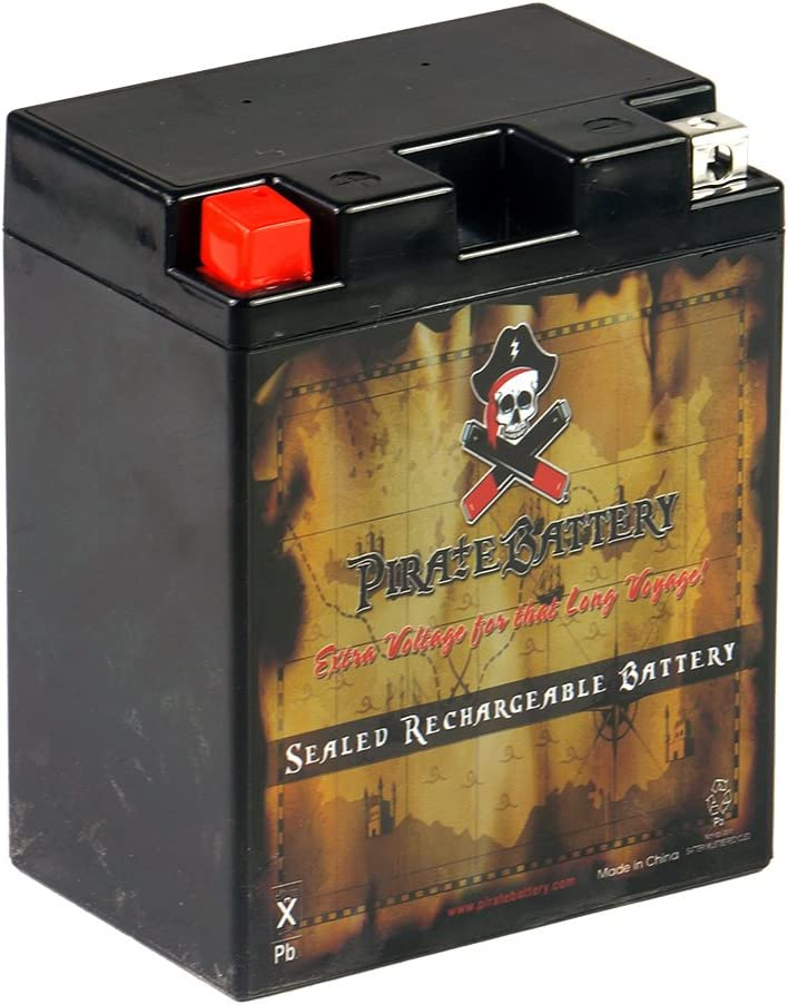 Pirate Battery YB14A-A2