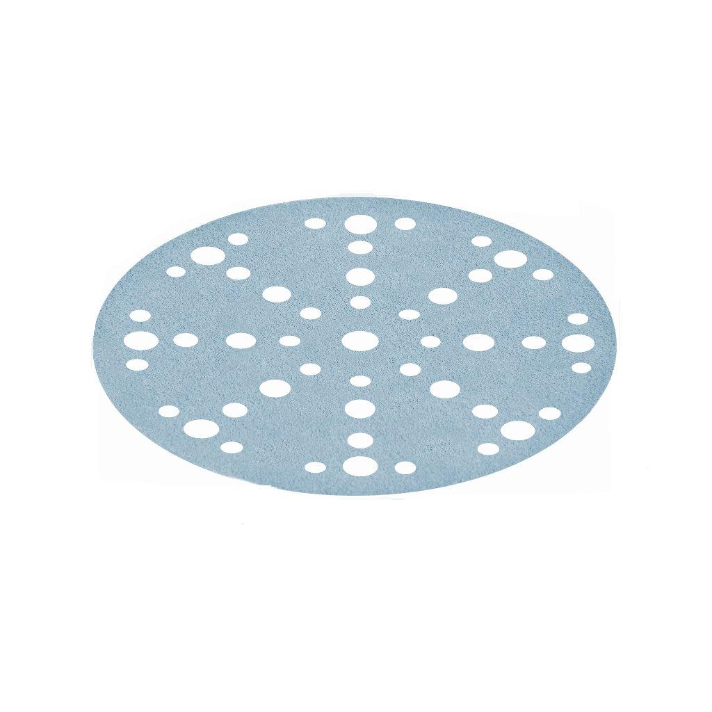 Festool 575162 80 Grit Granat for 6'' Sander, 50 Piece