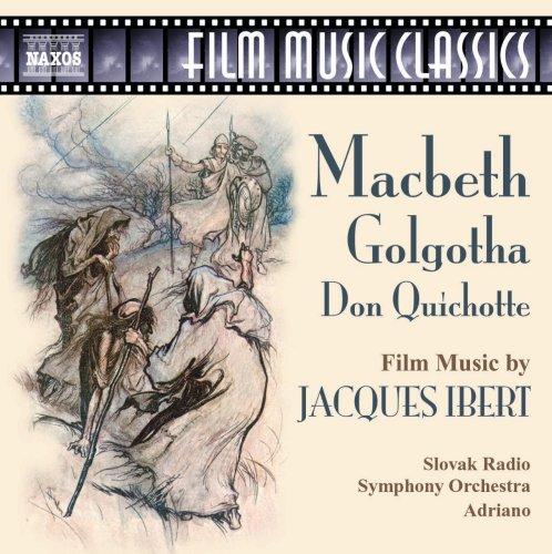 - Film Music Classics: MacBeth / Golgotha