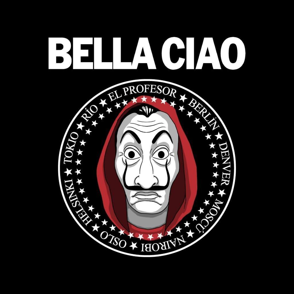 De Heist Money Casa Bella Vest Papel Ciao Womens rCxdBoe
