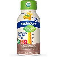 24-Count Pediasure Organic Kid's Milk Chocolate Nutrition Shake (8 fl. oz)