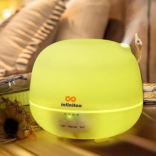 66 opinioni per Diffusore di aromi | infinitoo 500ml diffusore di aromi ad ultrasuoni |