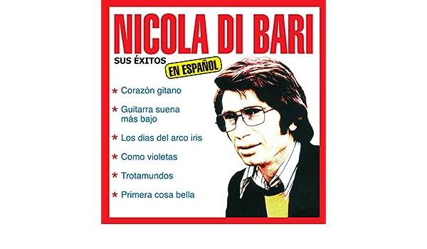En Español : Nicola Di Bari: Amazon.es: Música