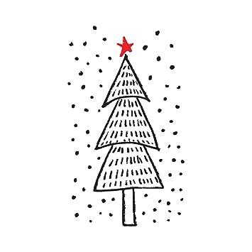 Weihnachtsbaum Schwarz Weiß.Designclaud Weihnachten Poster Xmas Weihnachten Dekoration