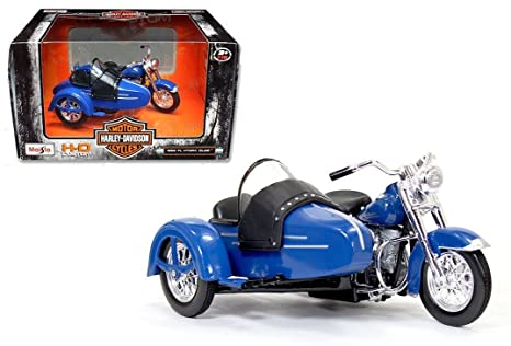 Amazon Com New Maisto Motorcycles 1 18 Harley Davidson Custom
