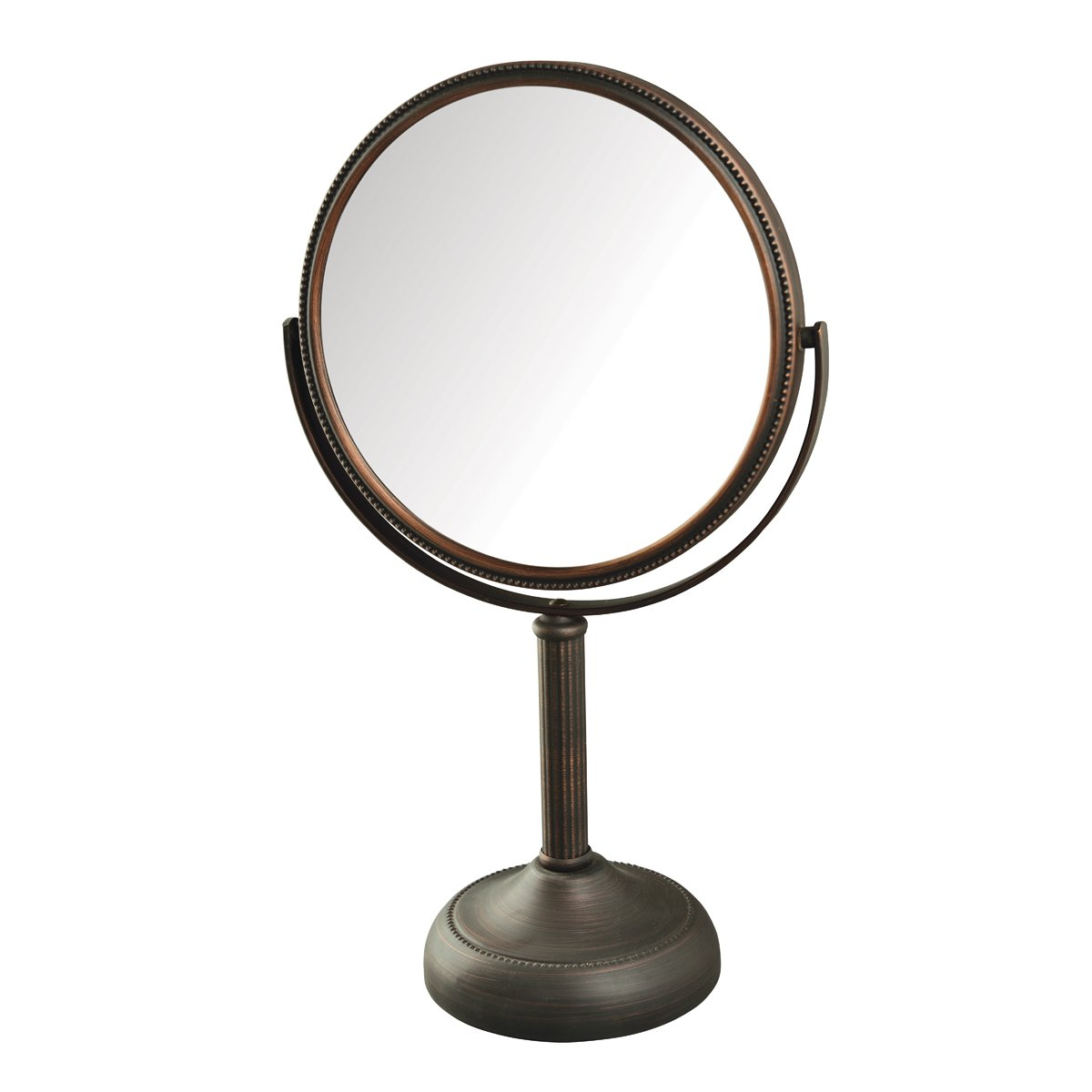Attractive Amazon.com : Jerdon JP918BZB 1X And 10X Magnified Table Top Mirror, Bronze  Finish, 44 Ounce : Beauty