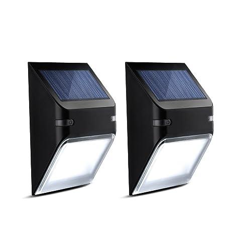Luci Esterni Impermeabili Mpow Lampada Solare Wireless ad Energia ...