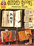 Altered Books - Materials Guide