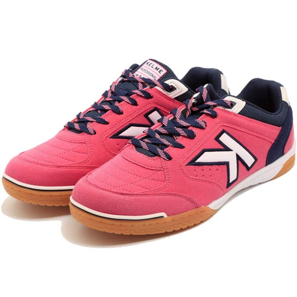 Kelme Precision, Zapatilla de fútbol Sala, Fucsia-Indigo: Amazon.es: Zapatos y complementos
