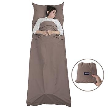 S/ábanas de saco de dormir de acampada Sea to Summit Sleeping