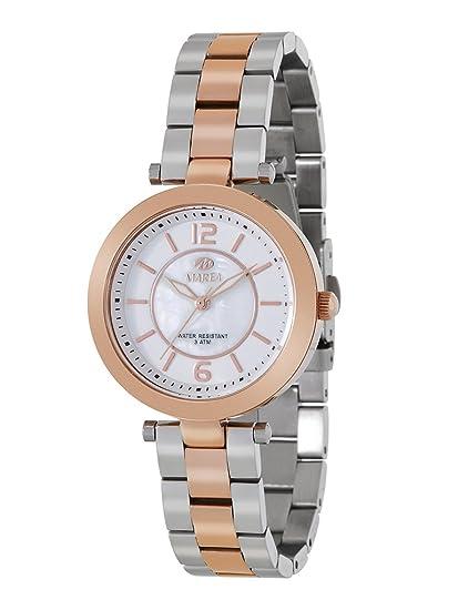 RELOJ MAREA MUJER BICOLOR ROSE B54106/1: Amazon.es: Relojes