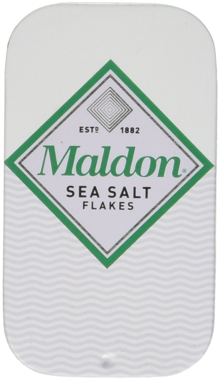 Maldon Sea Salt Flakes Pinch Tin