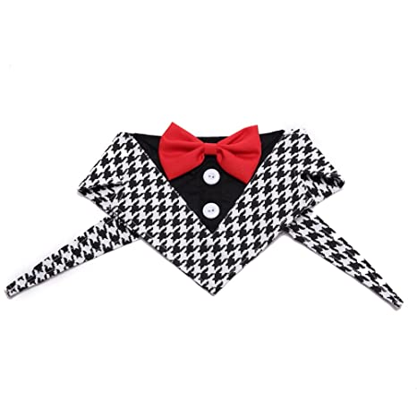 UKCOCO collar para corbatas para perros de, corbata para perro ...