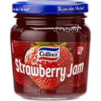 Cottee's Strawberry Jam, 250 Grams