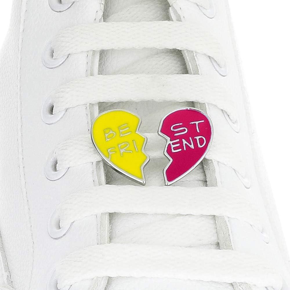Best Friend Box Shoelace Charms