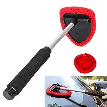 Limpiador de parabrisas para coche, ZZM cepillo telescópico para ...