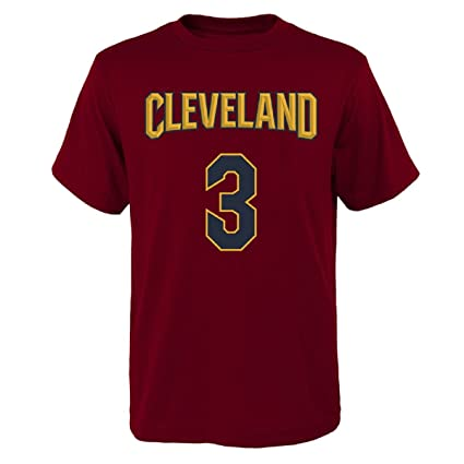 Outerstuff Isaiah Thomas Cleveland Cavaliers  3 NBA Youth HD Net Player  T-Shirt ( 6e6f32644