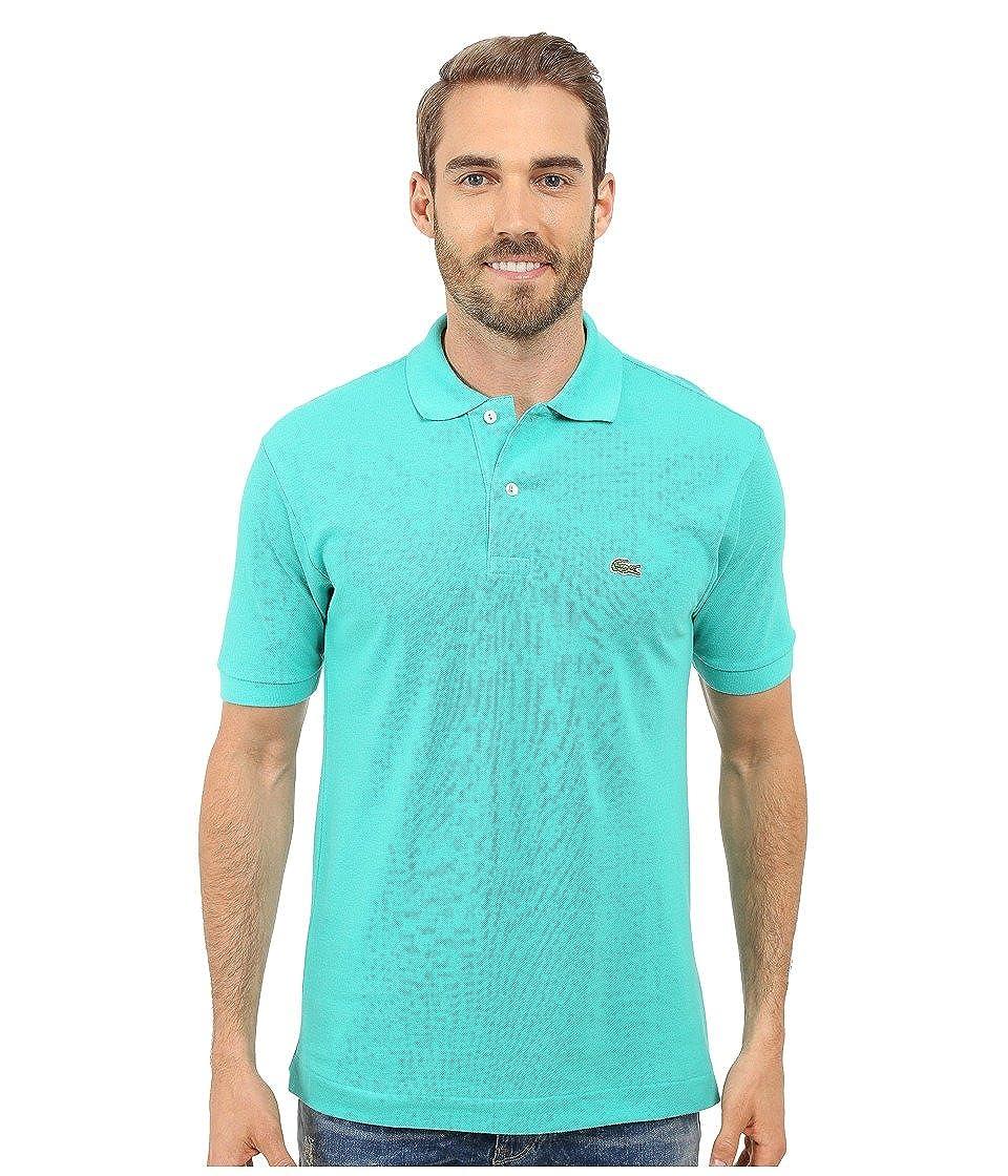 Amazon.com: Lacoste Mens Pique L.12.12 Original Fit Polo ...
