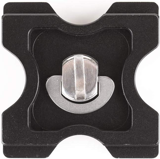 Compact JB01553-0WW 5K Black Joby Quick Relase Plate QR Plate