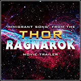 Immigrant Song (From the 'Thor: Ragnarok' Movie Trailer)