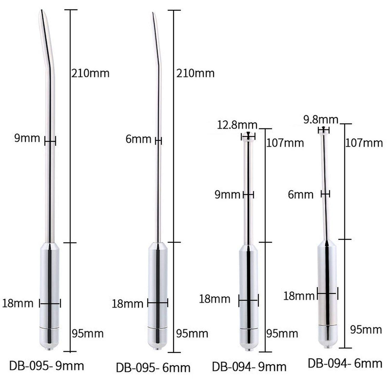 Amazon.com: Male Sounding Sound Penis Plug Vibrator Plug Stimulator Sex Toys for Men Dick Stainless Steel Rods: Health & Personal Care