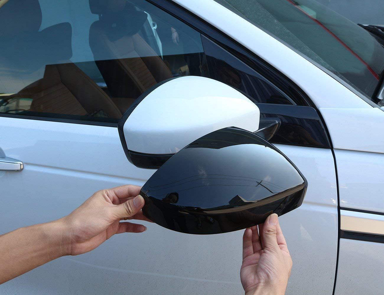 Per F-Pace X761, per Rivestimento specchietto retrovisore laterale ABS Discovery Sport Evoque Fiberautob
