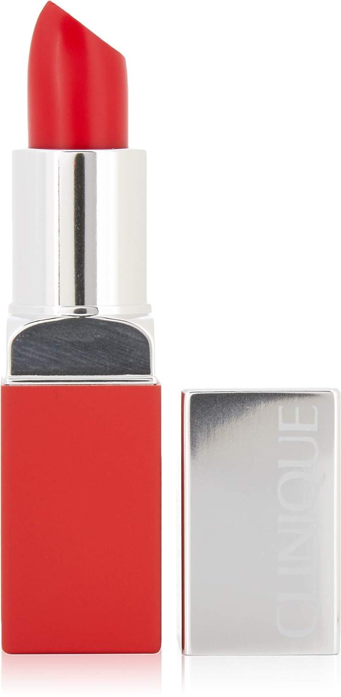 Clinique Pop Matte Lip Colour + Primer, No. 03 Ruby Pop, 0.13 Ounce