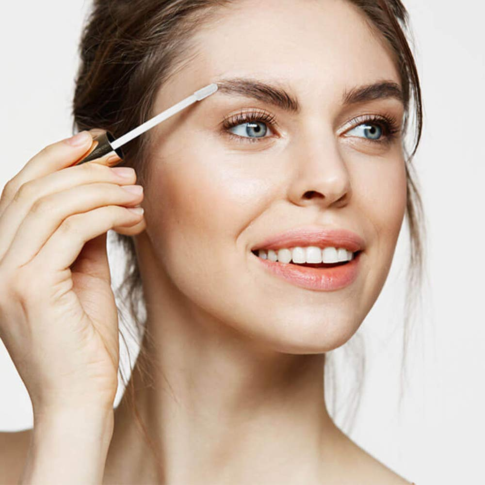 BoostBrow - Eyebrow Growth serum 7.5ml, Grows Longer Thicker Fuller & 3X Healthier Brows (in 30 days), Proudly Made in USA by Boostlash (Image #2)