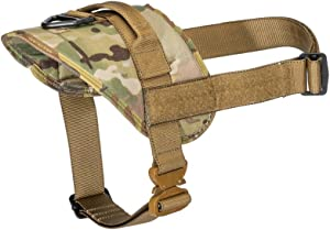 T3 K9 Quick Harness for military dogs