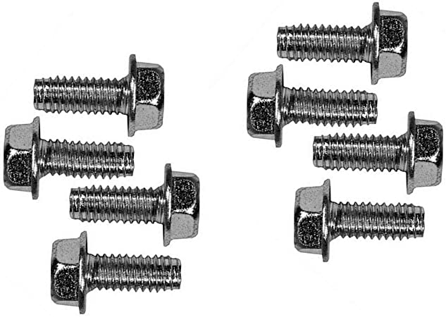 Self Tapping Pack of 12 Spindle Bolts For MTD//Craftsman 710-04484  710-0650