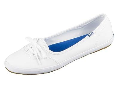 cheap for discount c888e 0c9e8 Keds Teacup WF60308-10 White Twill Twill: Amazon.de: Schuhe ...