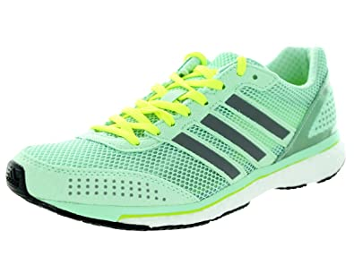 free shipping f8aa3 f7628 Amazon.com   adidas Adizero Adios Boost 2.0 Running Sneaker Shoe - Womens    Road Running